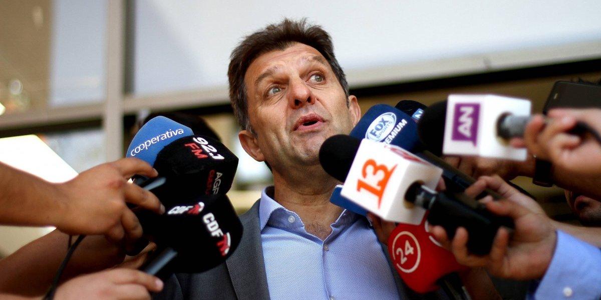 """Mosa validó a Palermo y Salas para reemplazar a Tapia en Colo Colo: """"Son buenos nombres"""""""