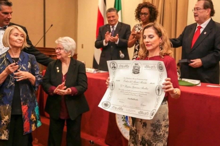 Beatriz Gutiérrez Müller, investigadora y esposa de AMLO Foto: @lopezobrador_