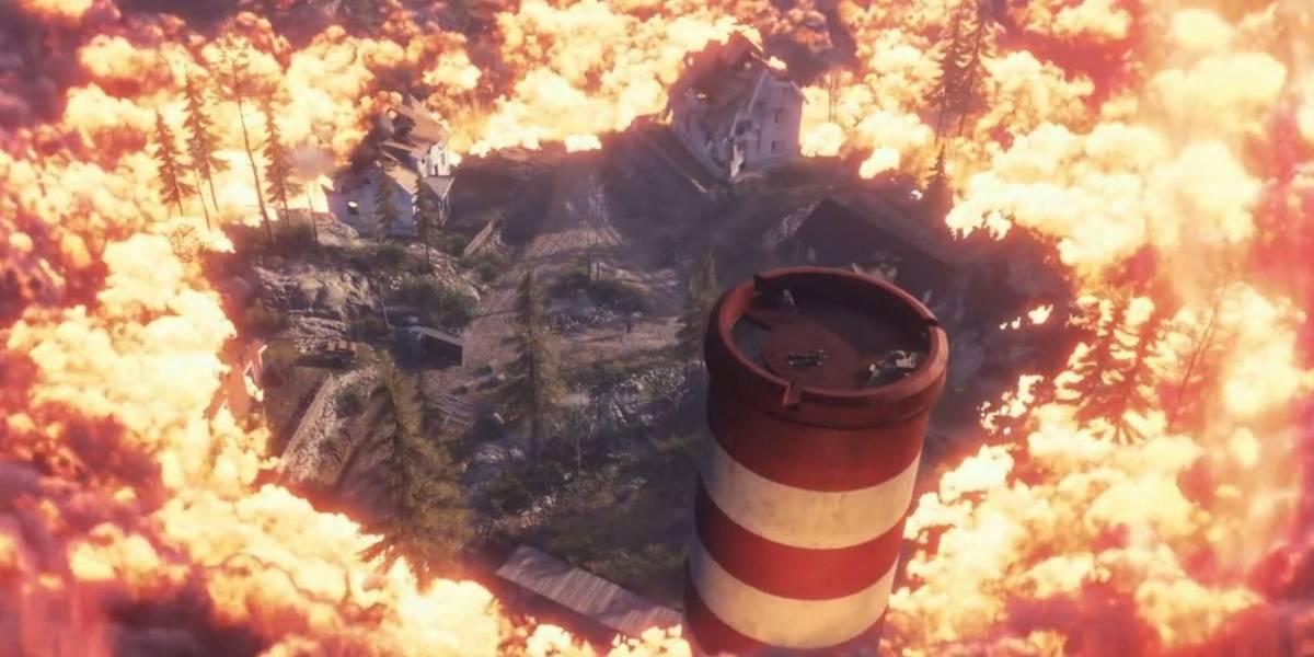 El modo Battle Royale de Battlefield V llegará hasta marzo de 2019