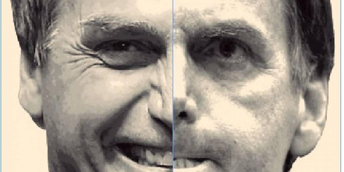 Las fortalezas de Jair Bolsonaro son sus principales demonios