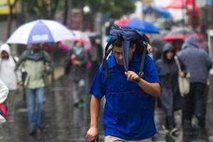 Frente frío 7 causará lluvias