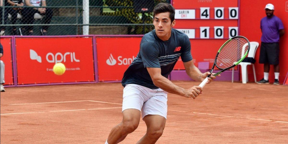 13 de la buena suerte: Garín no para de ganar y dio otro paso rumbo al Top 100 en Lima