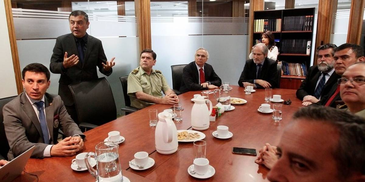 """Subdirector general de Carabineros confirma que ocho ex funcionarios protegían a Bandas criminales """"Los Chacana"""" y """"los Ketchup"""""""