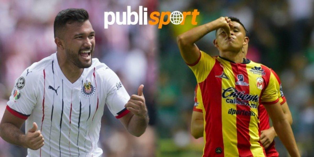 Chivas vs Monarcas ¿Dónde y a qué hora ver el partido?