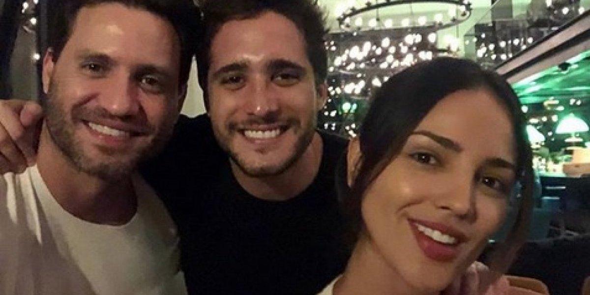 Eiza González, Diego Boneta y Édgar Ramírez coinciden en Sudáfrica