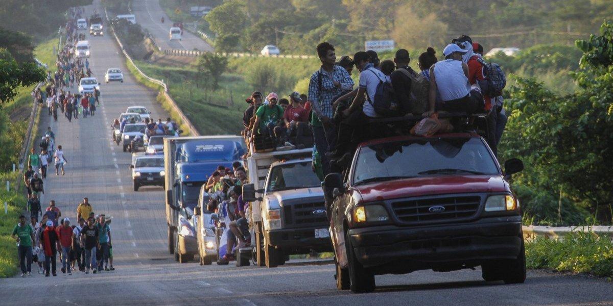 Hondureños pedirán al Senado regulación migratoria