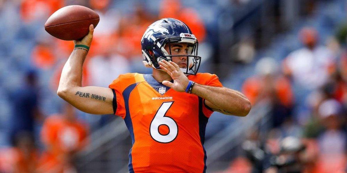 Broncos de Denver corta al quarterback Chad Kelly tras arresto