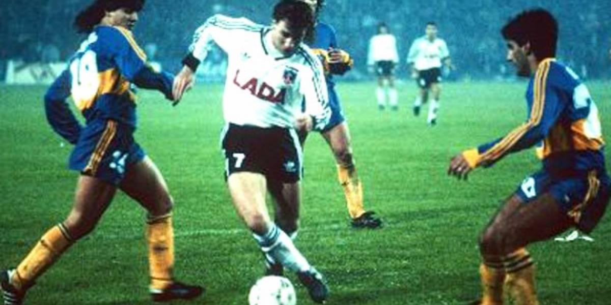 Colo Colo fue el único que pudo remontarle una llave a Boca Juniors en la Copa Libertadores