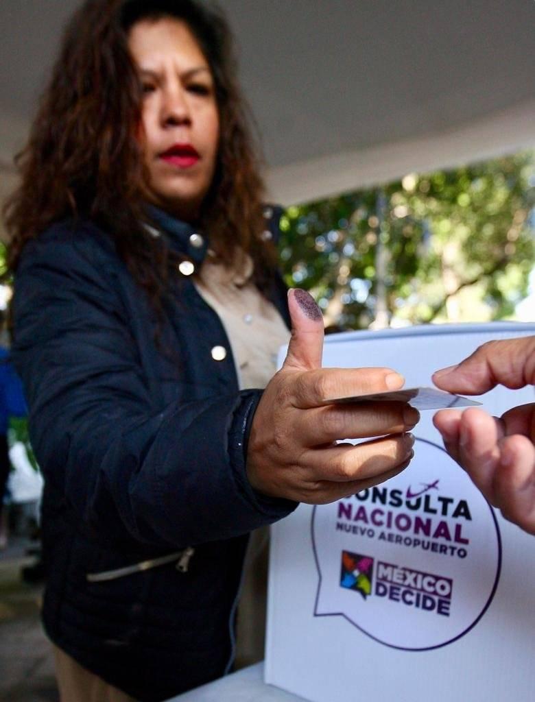 Arranque de la consulta del NAIM Foto: Cortesía