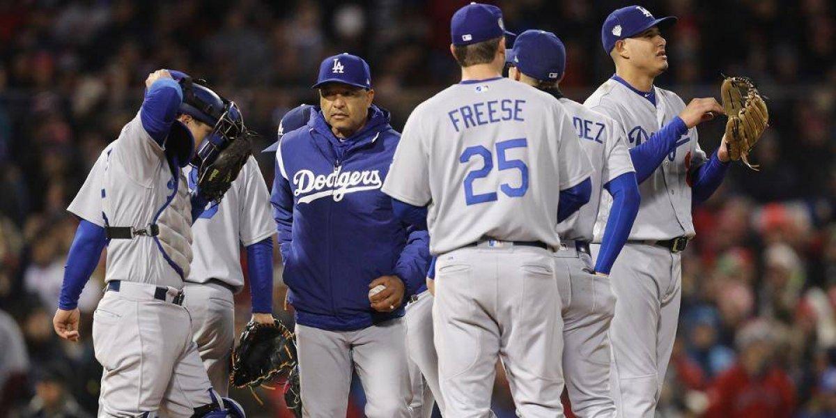 Dodgers a salir del bache ante los Medias Rojas