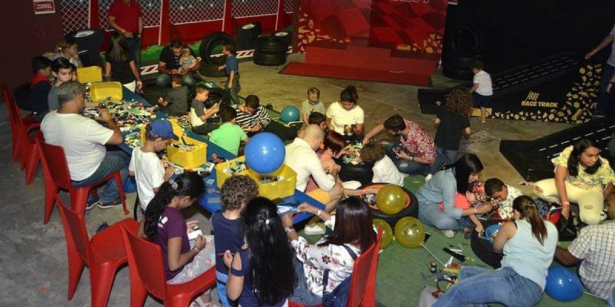 """Arte, creatividad y diversión para toda la familia en """"Bricklive"""""""