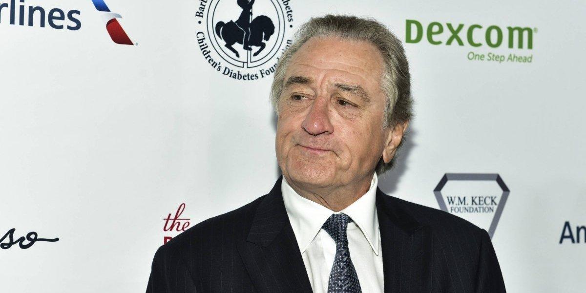 Envían paquetes sospechosos a Robert De Niro y Joe Biden