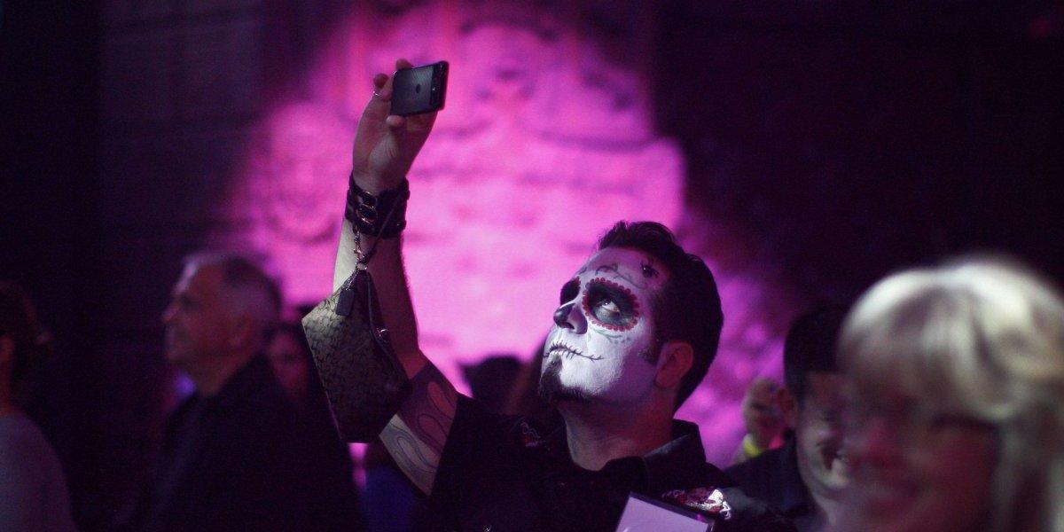 Halloween se toma en las redes sociales