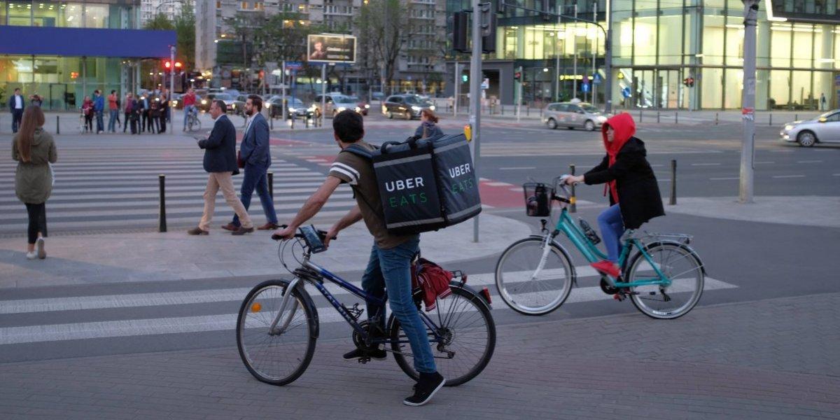 Opinión: Uber Eats como un eslabón en nuestra economía