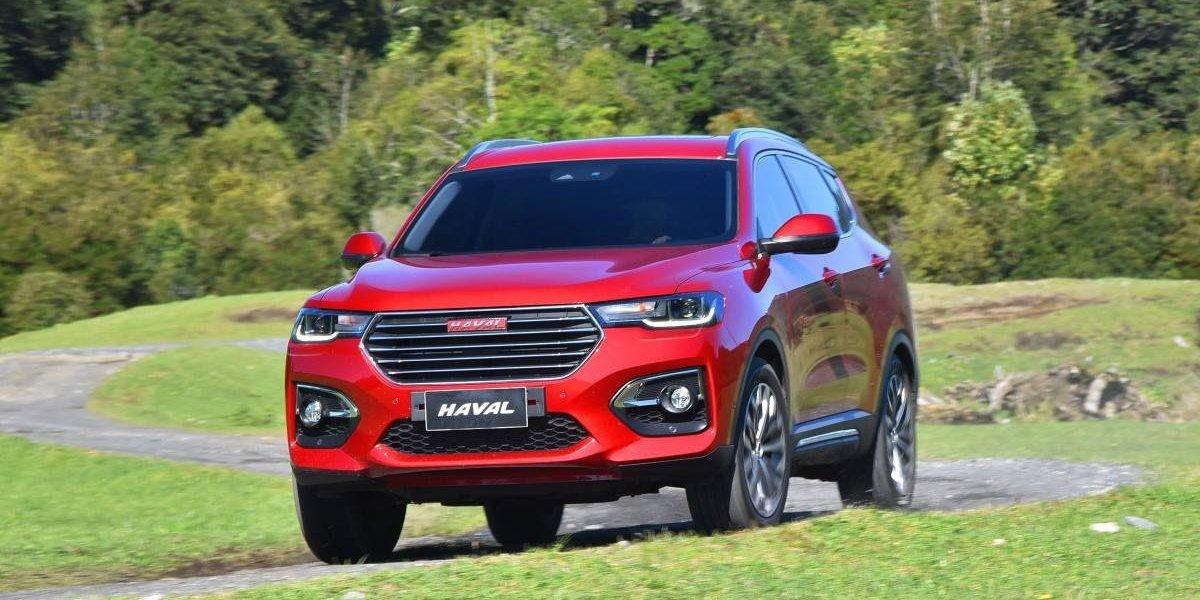 Haval repotencia sus SUV con el nuevo H6 2.0