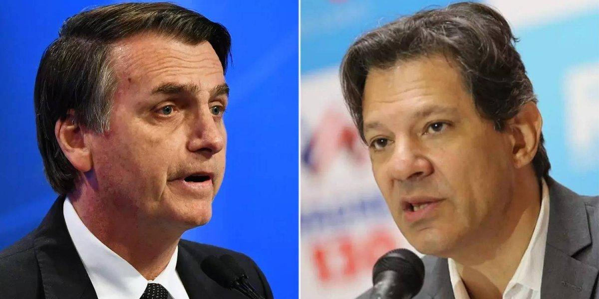 Infografía: Jair Bolsonaro vs Fernando Haddad: Lo que ellos proponen