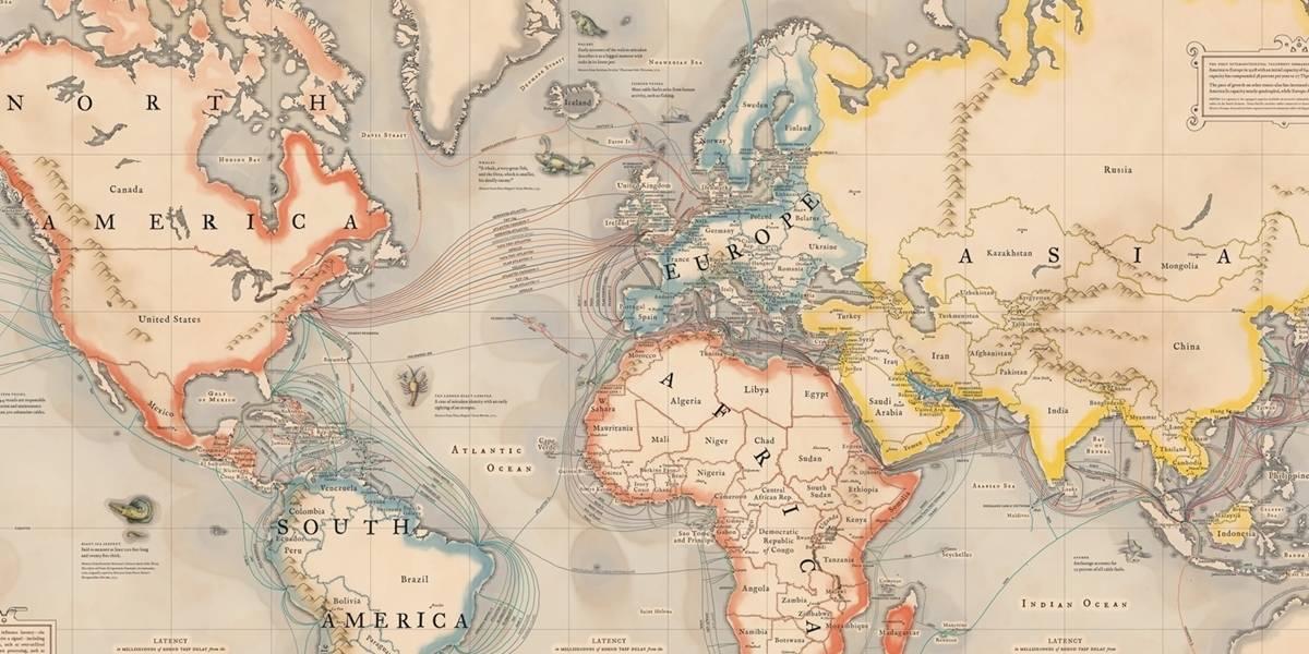 Geógrafo lo confirma: el tamaño de los países no es el que pensamos y el mapamundi es impreciso