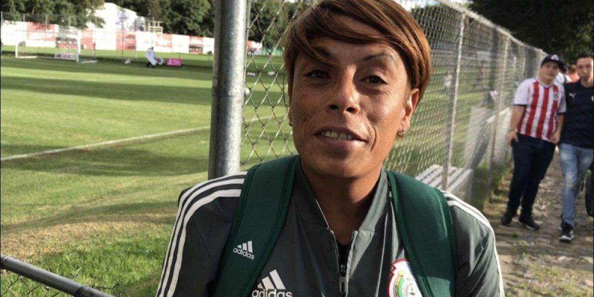 Maribel Domínguez sueña con dirigir a la Selección Mexicana
