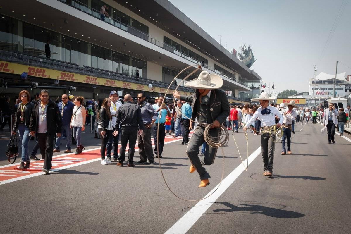 Gran Premio de México tendrá majestuoso inauguración |CORTESÍA
