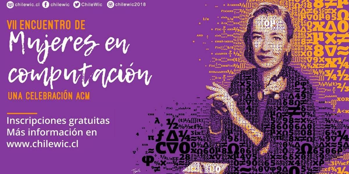 VII Encuentro Chileno de Mujeres en Computación se realizará en Valparaíso
