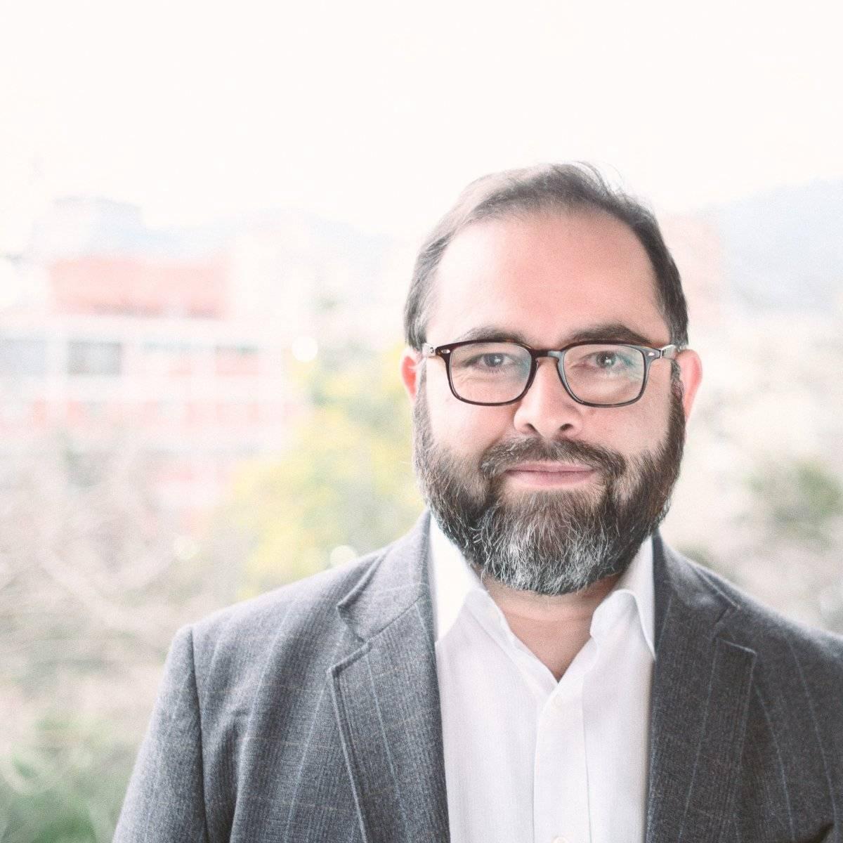 Pedro Vidal gerente del programa Sé Santiago Smart City de Corfo