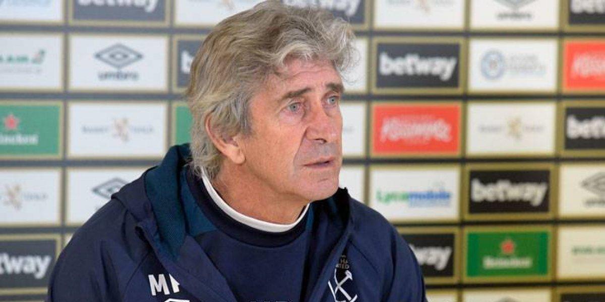 """Pellegrini y la opción de Gary Medel en West Ham: """"Se dicen muchos nombres, pero tenemos que reemplazar jugadores"""""""