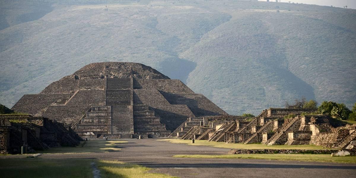 México: Expertos confirman cámara y túnel bajo la Pirámide de la Luna