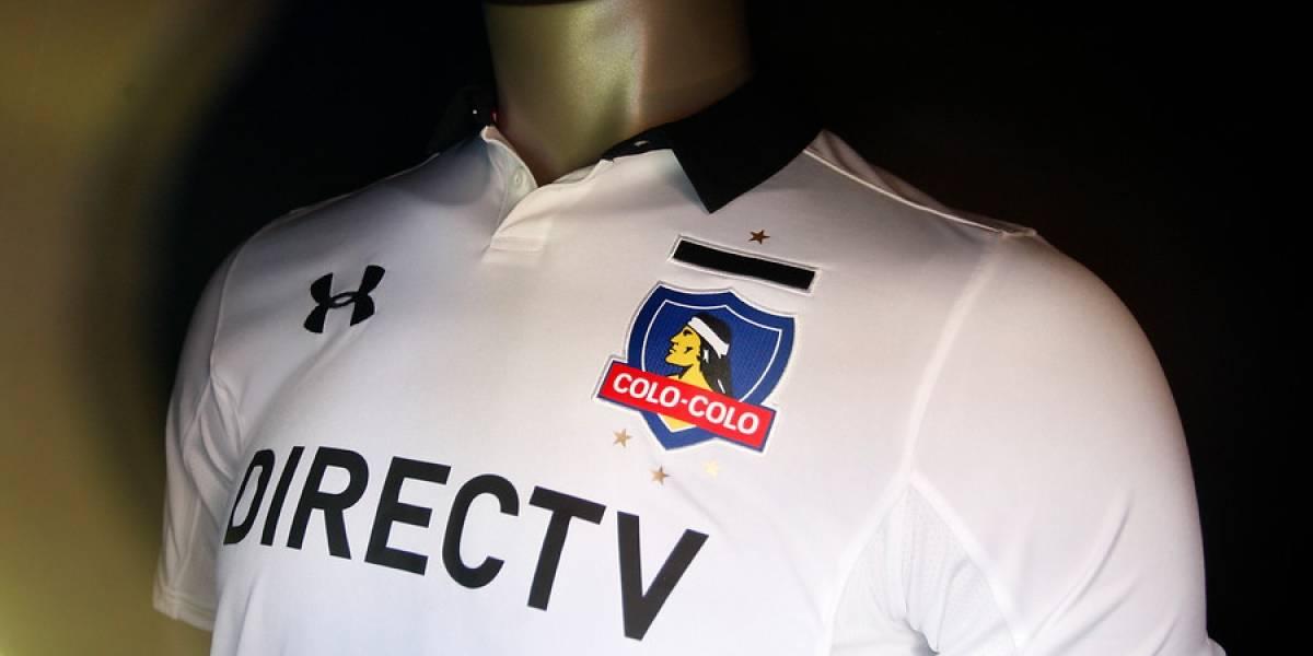 La histórica marca que entró con millonaria oferta en la lucha para vestir a Colo Colo