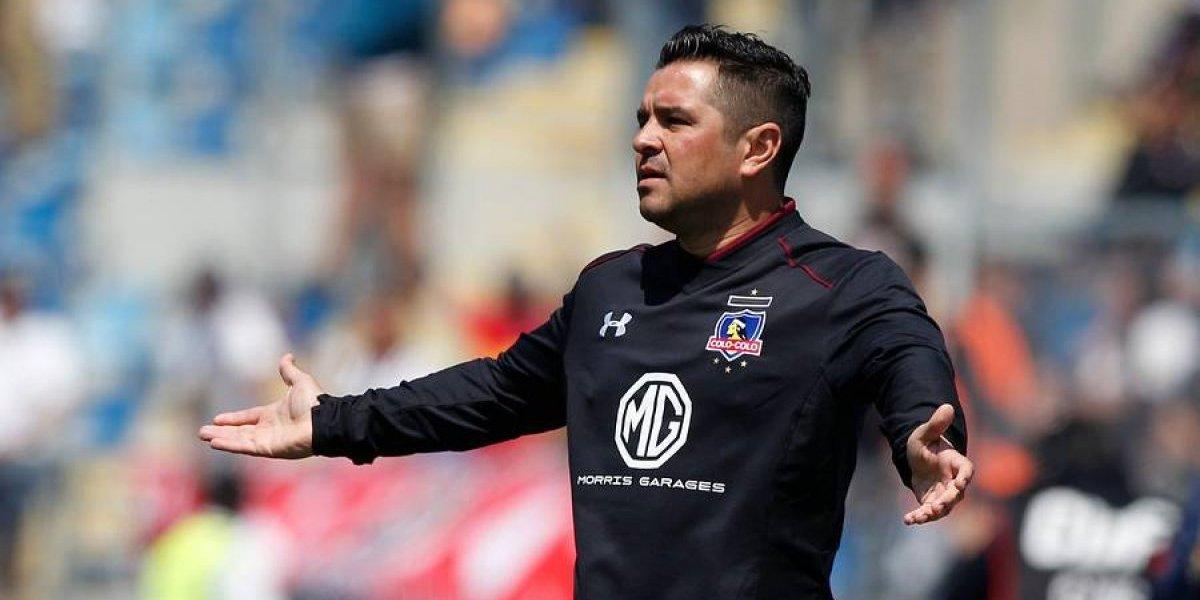 """Héctor Tapia rompió el silencio tras dejar Colo Colo: """"Se lograron cosas importantes, creo que fue bueno"""""""