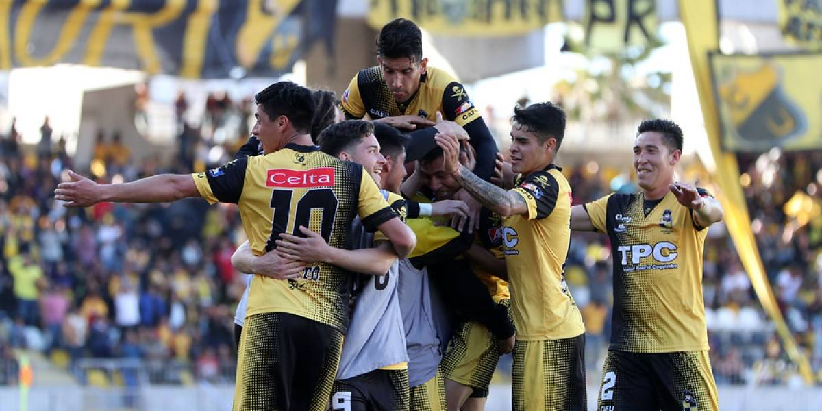Coquimbo campeón y San Marcos descendió: Así finalizó la tabla de posiciones de la Primera B