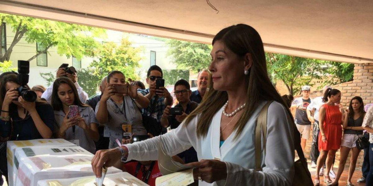 Rebeca Clouthier acepta fallo del TEPJF sobre elección en San Pedro, Nuevo León