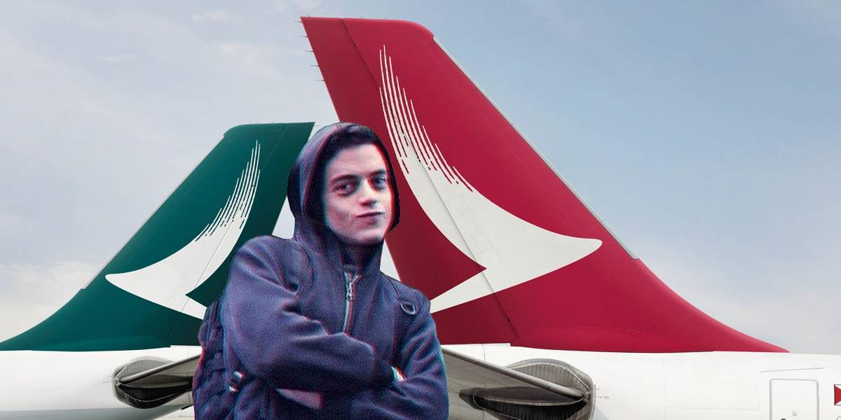 Roban datos de 9,4 millones de pasajeros en la aerolínea Cathay Pacific