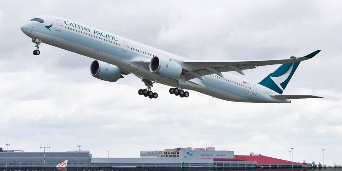Aerolínea China Cathay Pacific asume que reconoce y vigila a sus pasajeros mediante cámaras
