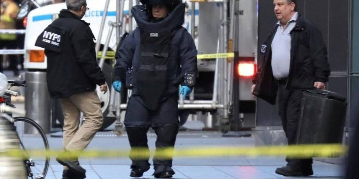Estados Unidos: Robert de Niro también recibió un paquete sospechoso