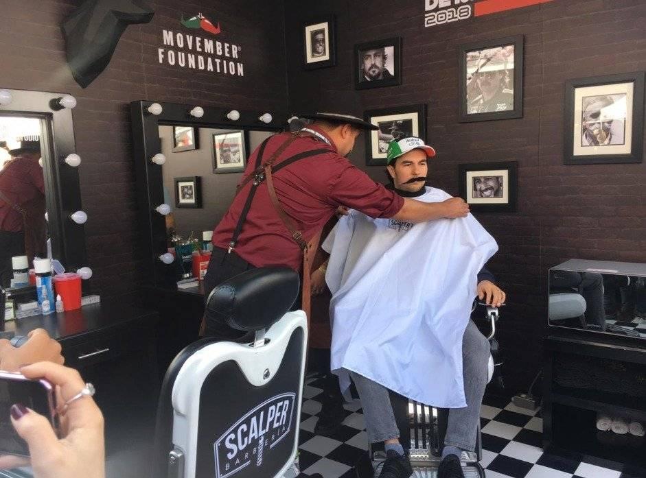 Movember es una campaña anual donde los varones se dejan crecer el bigote |SERGIO MELÉNDEZ