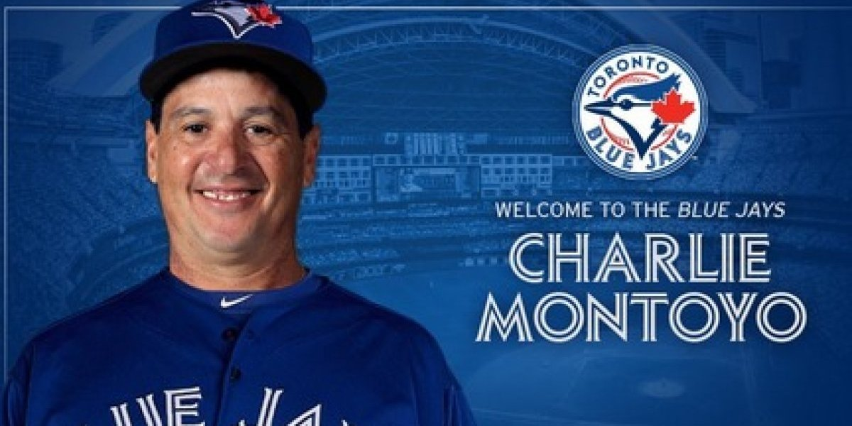 Boricua Charlie Montoyo a dirigir los Azulejos