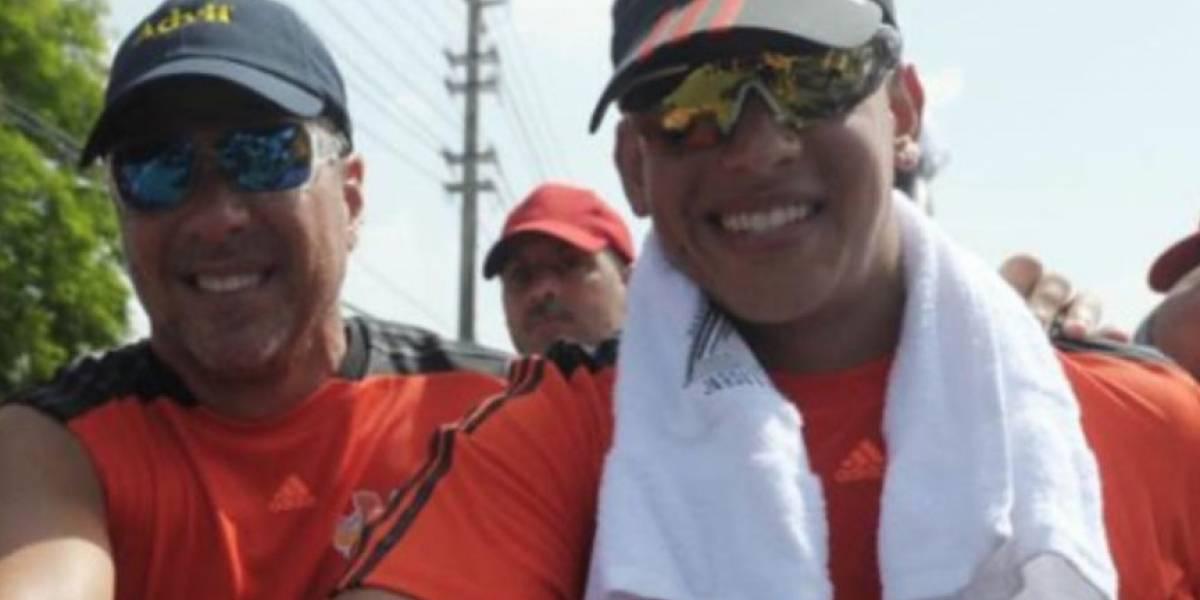 Raymond agradece a Daddy Yankee gesto hacia Adriana Díaz