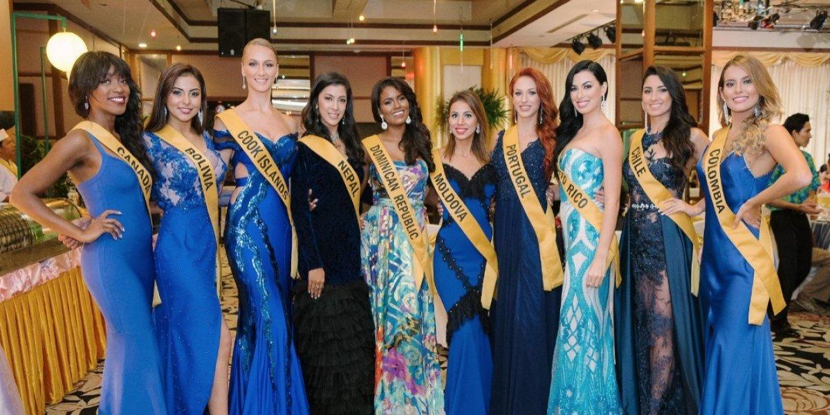 En directo: Final de Miss Grand International 2018