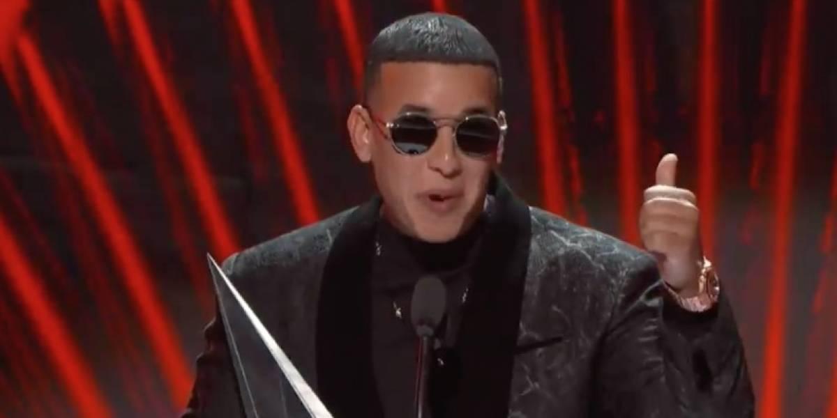 Daddy Yankee junto a la Sinfónica de Puerto Rico en los Latin American Music Awards