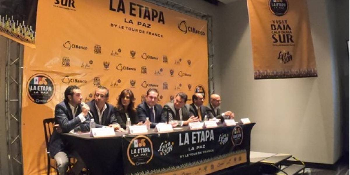 Apoyará CIBanco La Etapa México: Serial 2019 by Le Tour de France