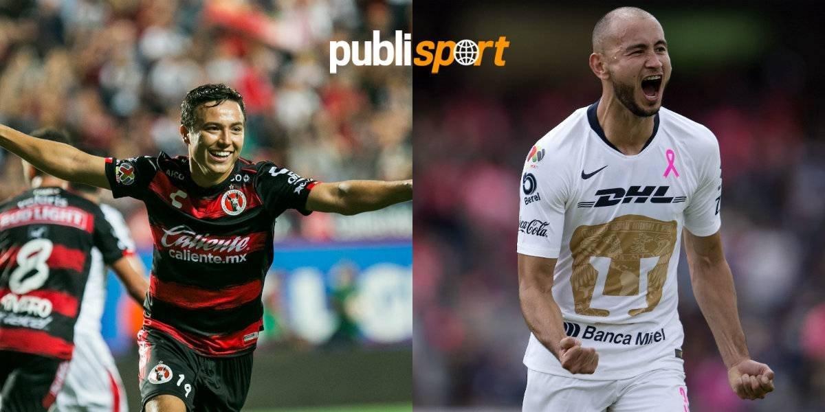 Xolos vs Pumas, ¿donde y a qué hora ver el partido?