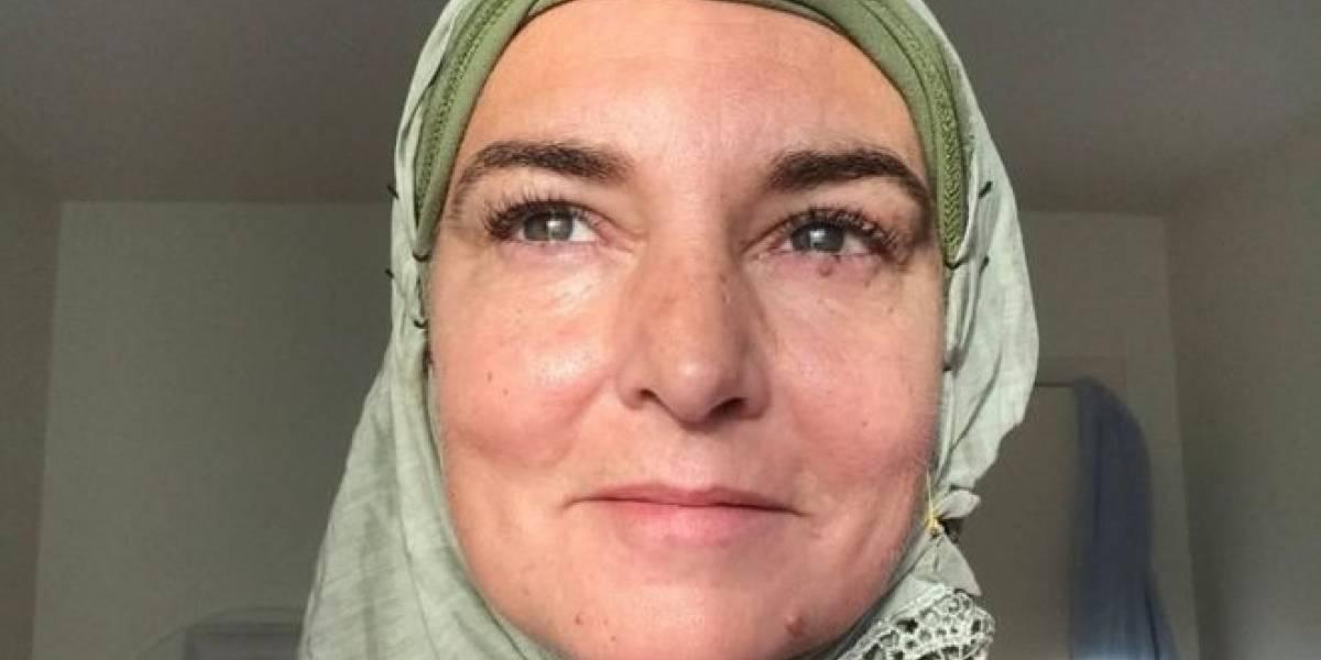 Sinead O'Connor anuncia su conversión al islam y cambio de nombre