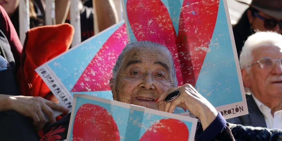 Fallece a los 93 años Ana González: histórica luchadora por los derechos humanos