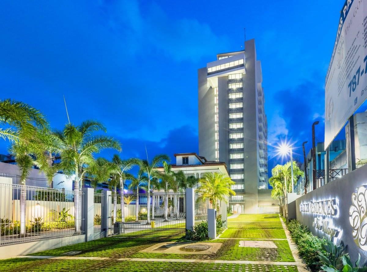Departamento de Vivienda inaugura complejo residencial The Village en Hato Rey. suministrada