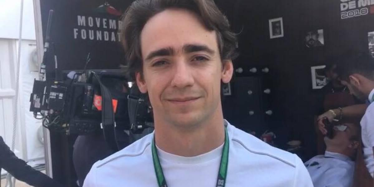 Esteban Gutiérrez  en pro de que el GP de México se mantenga