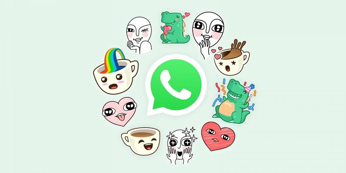 ¿Cómo activar los stickers en WhatsApp?