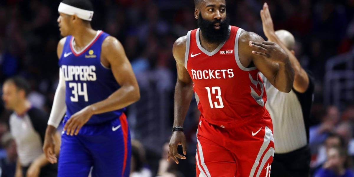 Malas noticias para James Harden y los Houston Rockets