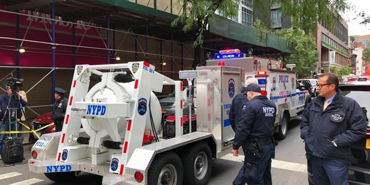 Hombre de Florida es encausado por paquetes con explosivos