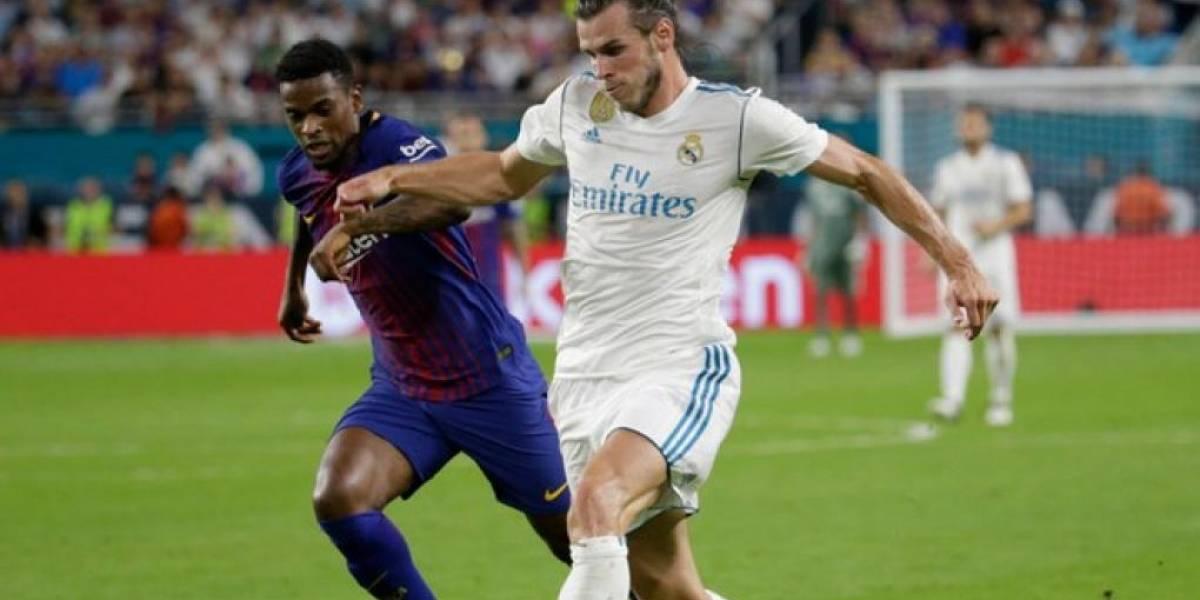 Barcelona vs Real Madrid: EN VIVO, ONLINE, alineaciones, horarios, canal