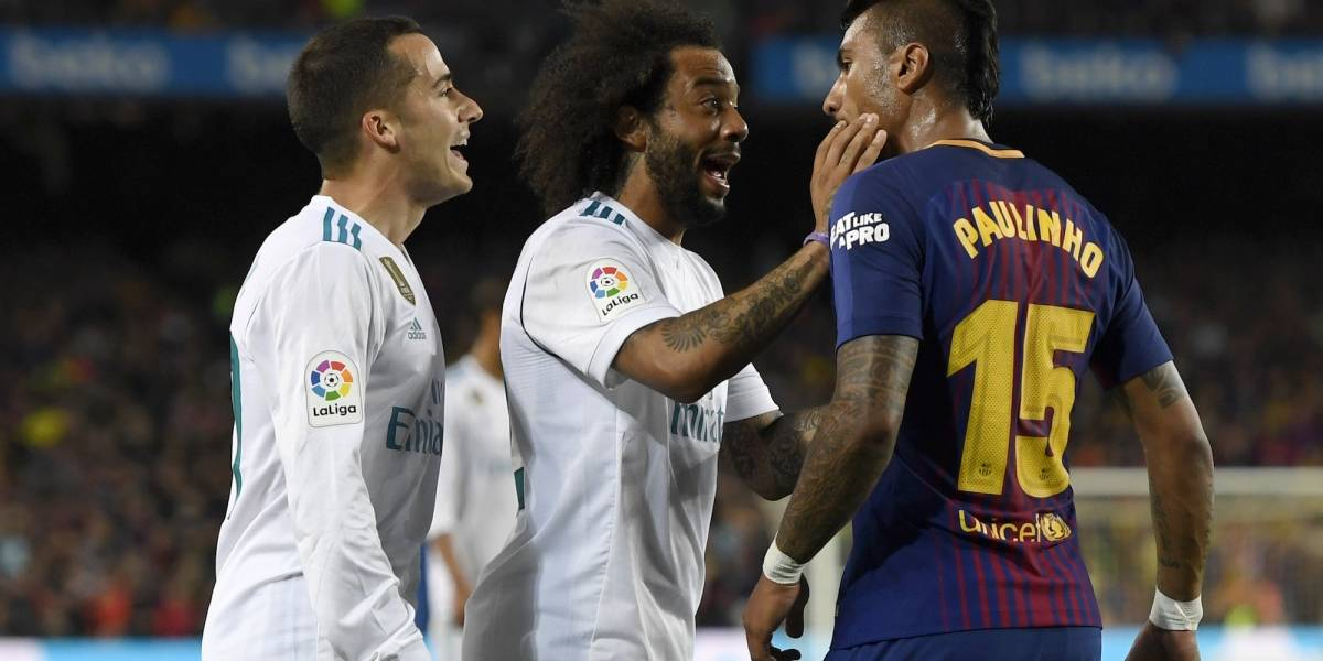 Barcelona y Real Madrid se juegan el orgullo en el Clásico 238